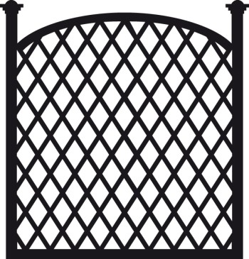 Craftables Marianne Design - Trellis Panel