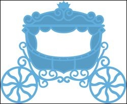 Creatables Marianne Design - Princess Carriage