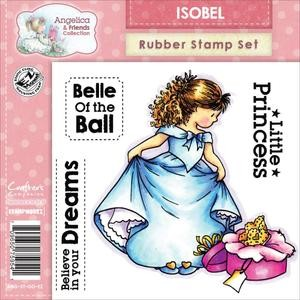 Crafters Companion stempels - Isobel