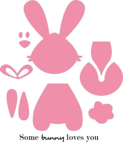 Collectables Marianne Design - Bunny