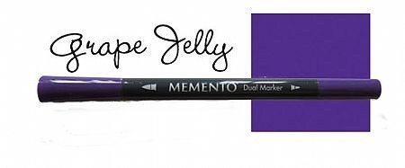 Memento Dual Marker - Grape Jelly