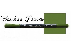 Memento Dual Marker - Bamboo Leaves