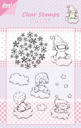 Joy Clearstamps - Winterberen 6410/0320