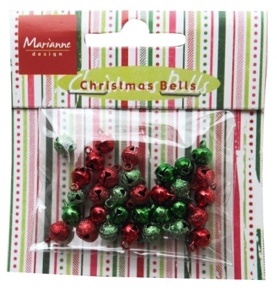 Marianne Design Bells - red/green