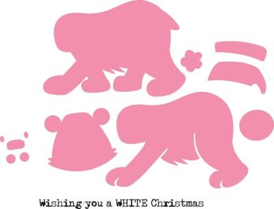 Collectables Marianne Design - Eline`s Polar Bear