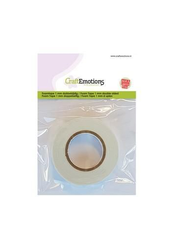 Rol Foam Tape - 1 mm dik