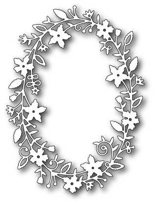 Memorybox Stans - Fairytale Flower Frame