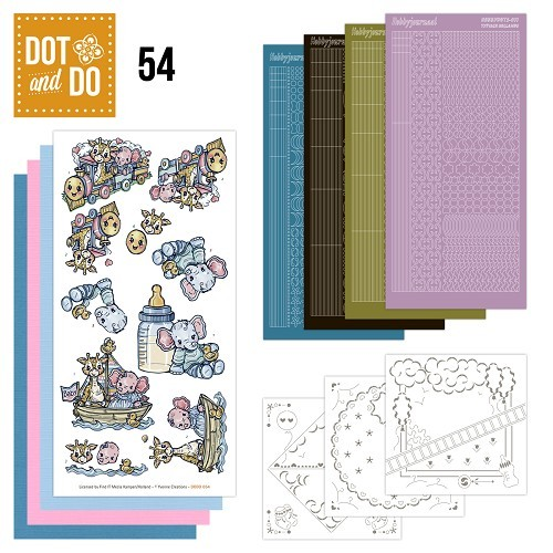 Dot & Do Hobby Dot Pakket - Baby