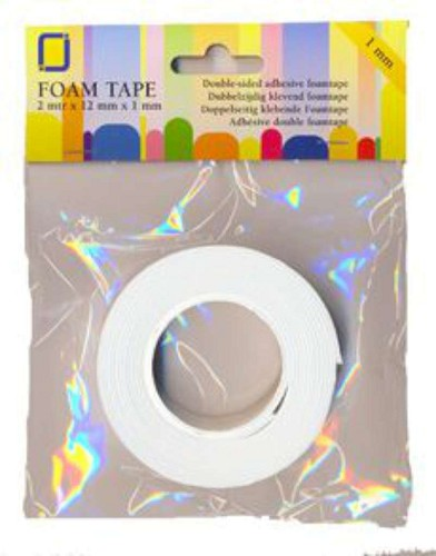 Rol Foam Tape - 0.5 mm dik