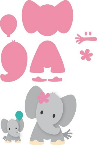 Collectables Marianne Design - olifant