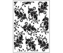 Scrapberry`s Embossing Folder - Leaves