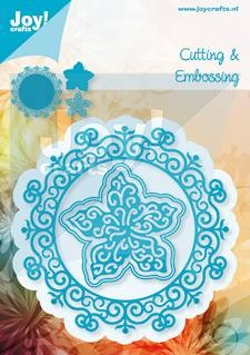 Joy Stencil - Cutting & Embossing 6002/0460