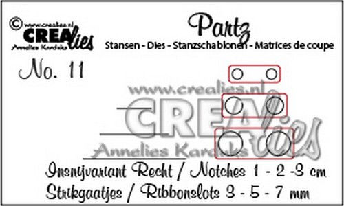 Crealies Stans - Partz no. 11