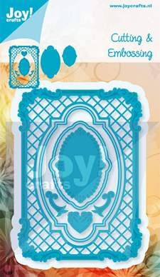 Joy Stencil - Cutting & Embossing 6002/0421