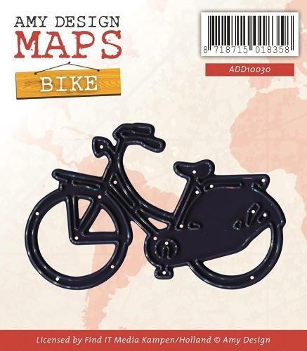 Amy Design stans - Maps - bike
