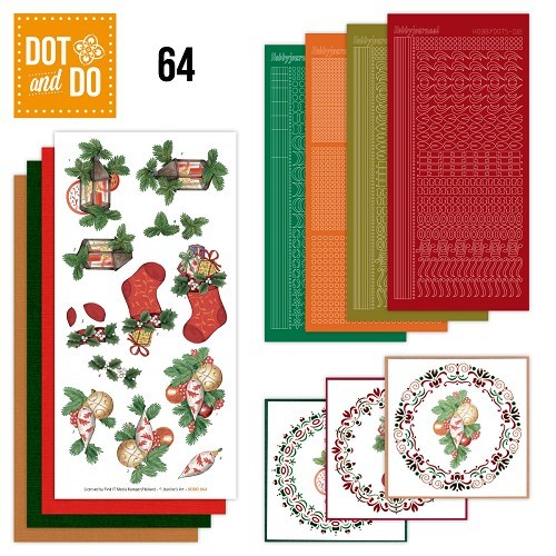Dot & Do Hobby Dot Pakket - Kertspullen