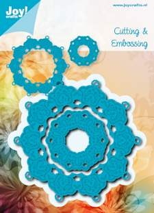 Joy Cutting & Embossing Stencil 6002/0458