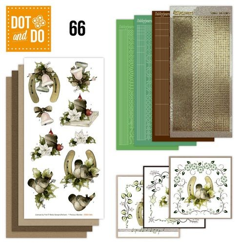Dot & Do Hobby Dot Pakket - Kerst Decoraties