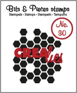 Crealies Clearstamp - Bits & Pieces 30