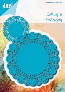 Joy Cutting & Embossing Stencil 6002/0478