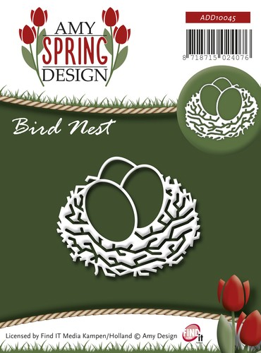 Amy Design Stans - Spring - Bird Nest