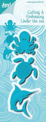 Joy Stencil - Under the Sea 6002/0497
