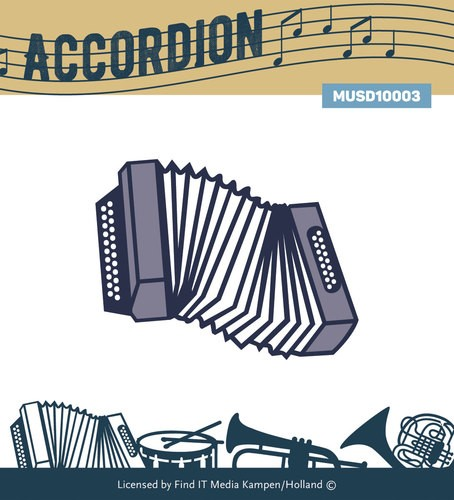 Find It Stans - Music - accordion