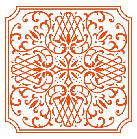 Embossing Folder Marianne Design - Anja`s Square