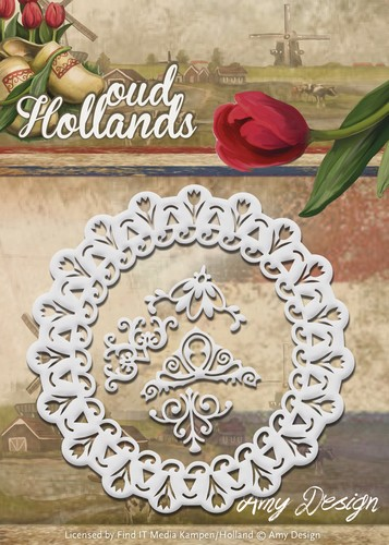 Amy Design Stans - Oud Hollands - tulp frame