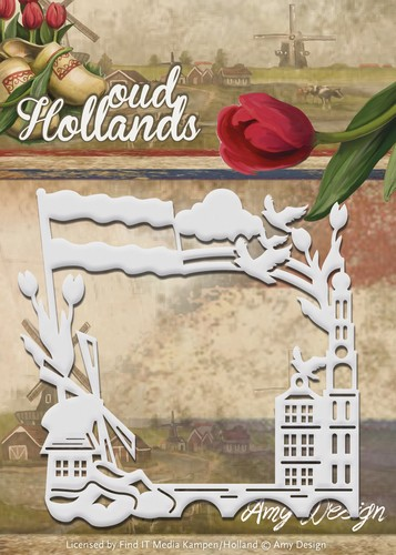 Amy Design Stans - Oud Hollands - Holland frame