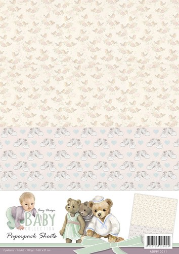 Achtergrondvel Amy Design - Baby Collection ADPP10011