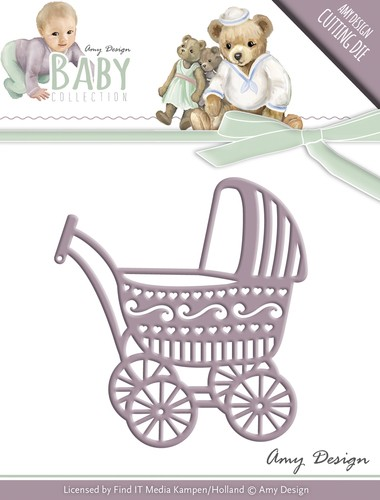 Amy Design Stans - Baby Collection - baby carriage