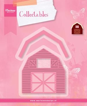 Collectables Marianne Design - Barn