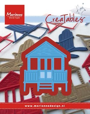 Creatables Marianne Design - Tiny`s Beach House
