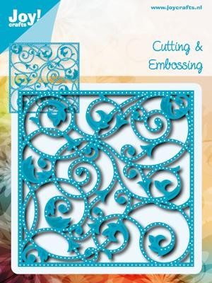 Joy Cutting & Embossing Stencil 6002/0540