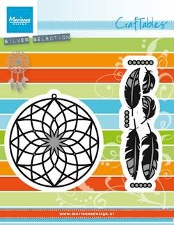 Craftables Marianne Design - Dreamcatcher