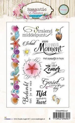 Clearstamps Studio Light - Romantic Summer 147