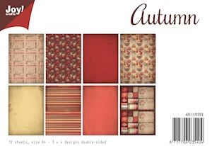Joy Paper Pack - Autumn
