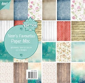 Joy Paper Pack - Noor`s Favourites