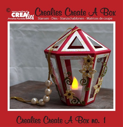 Crealies Stans - Create a Box CCAB01