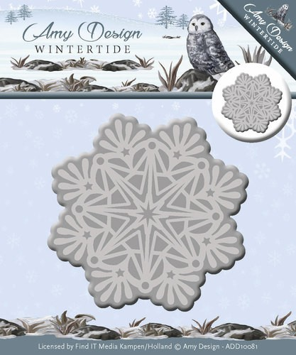 Amy Design Stans - Wintertide - ice crystal