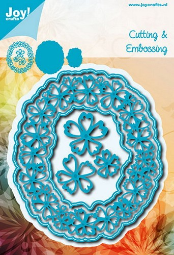 Joy Cutting & Embossing Stencil 6002/0632