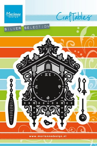 Marianne Design Craftables - cuckoo clock