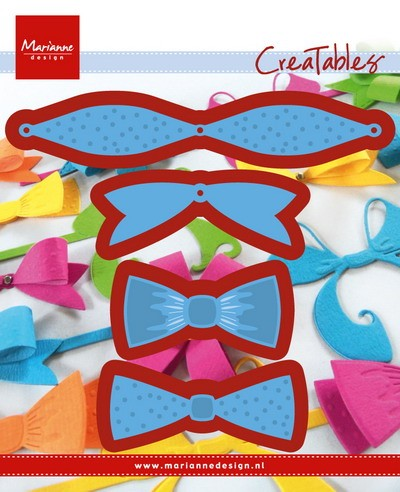 Creatables Marianne Design - mix and match bows