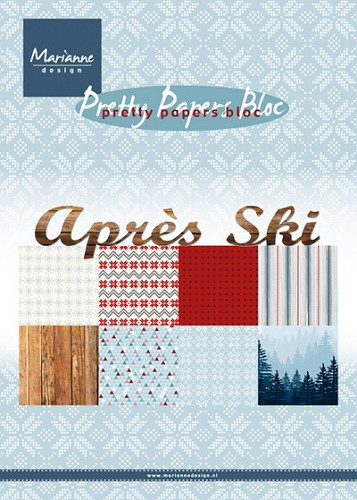 Pretty Papers Bloc - Apres Ski