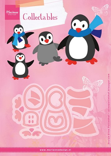Collectables Marianne Design - pinguins