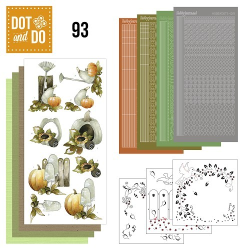 Dot & Do Hobbydots Pakket - herfst
