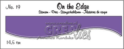 Crealies Stans - On the Edge 19