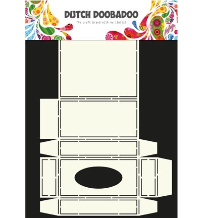 Dutch Doobadoo - Box Art - tissuebox