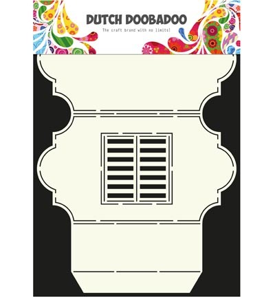 Dutch Doobadoo - Card Art - window 3